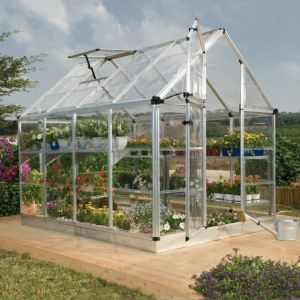 View Snap & Grow 6X8 Greenhouse details