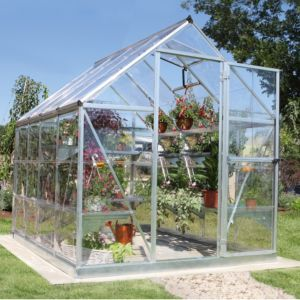 View Harmony 6X8 PG Greenhouse details