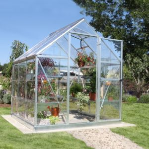 View Harmony 6X6 PG Greenhouse details