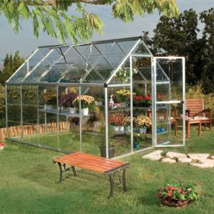 View Harmony 6X10 PG Greenhouse details