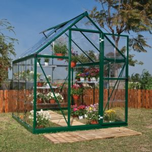 View Green Harmony 6X6 PG Greenhouse details