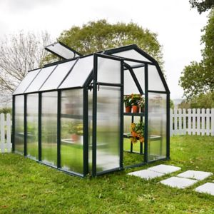 Image of Rion Ecogrow 6x8 Barn Greenhouse