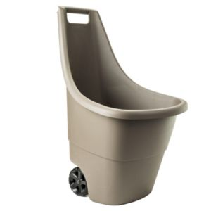 View Keter Easy Go Taupe 50L Work Cart details