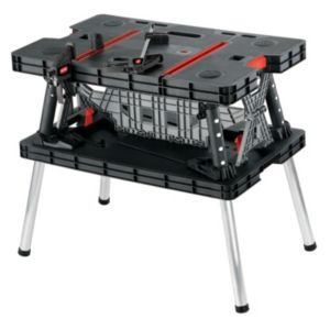 View Keter (W)85cm Plastic & Metal 453kg Workbench details