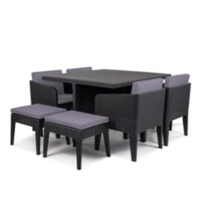 Image of Columbia 8 seater Dining Set