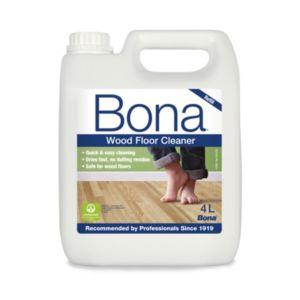 Image of Bona Wood Floor Cleaner Refill 4 L