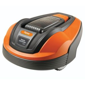 Image of Flymo 1200R Cordless Lithium-ion Rotary Robotic lawnmower