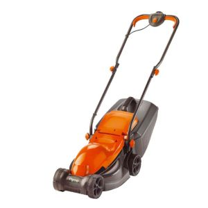 View Flymo SPEEDI-MO Corded Metal Lawnmower details