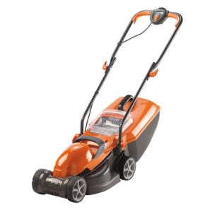 View Flymo Chevron 32VC Corded Rotary Lawnmower details