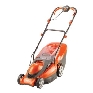 View Flymo Chevron 34VC Corded Metal Lawnmower details