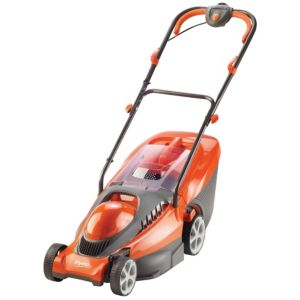 View Flymo Chevron 37VC Mains Powered 1600W Rotary Lawnmower 370mm details
