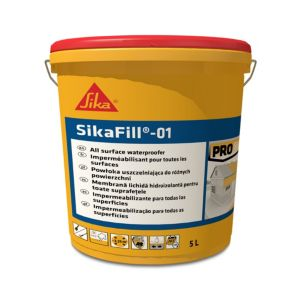 Image of Sika Grey Multi-purpose waterproofer 5L