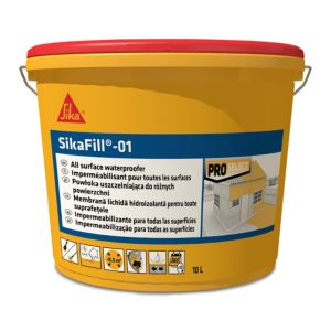 Image of Sika Grey Multi-purpose waterproofer 10L