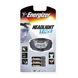 View Energizer Ap Pro Series 220lm LED Head Light 3 x AAA details