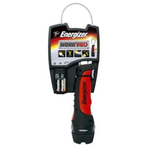 View Energizer Work Pro 12lm Plastic Krypton Torch details