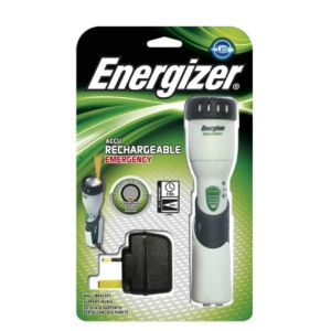 View Energizer 9lm Plastic LED Rechargeable Torch details