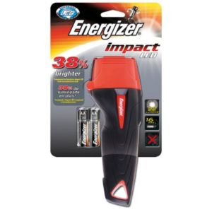 View Energizer Impact 26lm Rubber LED Torch details