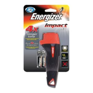 View Energizer Impact 12lm Rubber LED Torch details