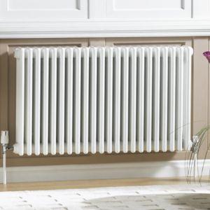Image of Acova 2 Column radiator White (W)812mm (H)600mm