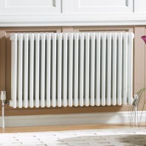 View Acova 2 Column Radiator White, (W)1042 (H)600 mm details