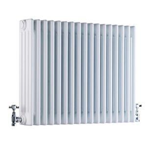 Image of Acova 4 Column radiator White (W)628mm (H)600mm