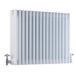 View Acova 4 Column Radiator White, (W)628 (H)600 mm details