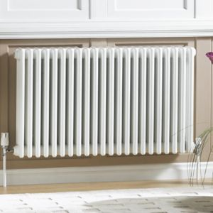 View Acova 4 Column Radiator, White (W)812 mm (H)600 mm details