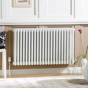 View Acova 4 Column Radiator White, (W)1226 (H)600 mm details