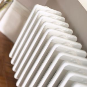 View Acova 4 Column Radiator White, (W)1042 (H)300 mm details