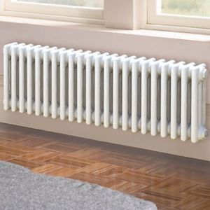 Image of Acova 3 Column radiator White (W)812mm (H)300mm