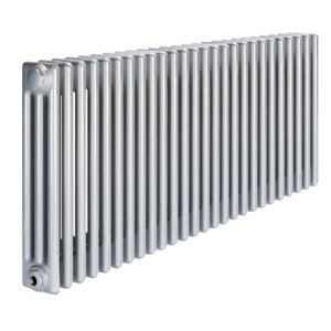 View Acova 3 Column Radiator Silver, (W)1226 (H)600 mm details