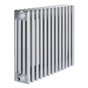 Image of Acova 4 Column radiator Silver (W)628mm (H)600mm