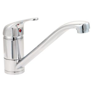 View Simplifit Bremen Chrome Effect Lever Tap details