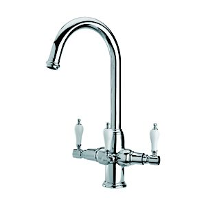 View Brita Kelda Chrome Effect Water Filter Tap details
