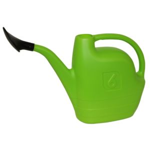 View Green Plastic Watering Can 6L details
