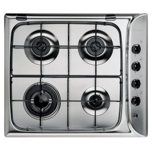 View Indesit PIM640AST Hob, Stainless Steel details