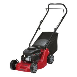 View Mountfield HP414 Petrol Lawnmower details