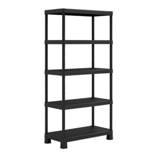 View Kis 5 Shelf Plastic Shelving Unit details