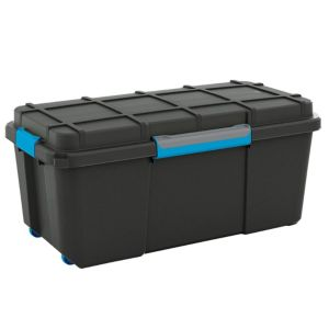 View Kis Black 106 L Plastic Storage Box details