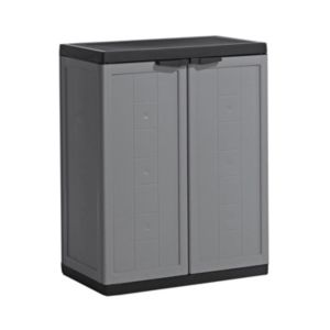 View Kis Jolly 1 Shelf Plastic Low Cabinet details