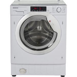 Image of Hoover HBWMO 96TAHC80  Builtin Washing machine 9kg