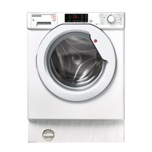 Image of Hoover HBWD 7514DA80  Builtin Condenser Washer dryer