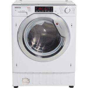 Image of Hoover HBWDO8514TAHC80  Builtin Condenser Washer dryer 8kg5kg