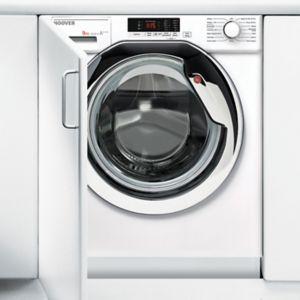 Image of Hoover HBWM 914SC80  Builtin Washing machine 9kg