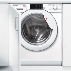 Image of Hoover HBWD 8514D80  Builtin Condenser Washer dryer