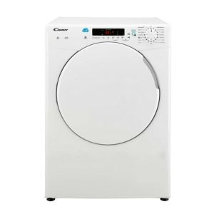 Image of Candy CS V9 DF White Freestanding Vented tumble dryer
