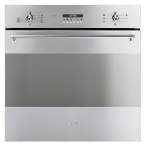 View Smeg SPF372X Electric Single Oven details