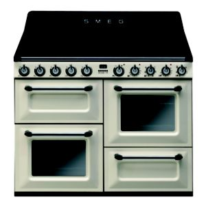 Smeg Freestanding Electric Range Cooker with Induction Hob  TR4110IP