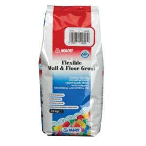 View Mapei Flexible White Wall & Floor Grout (W)2.5kg details