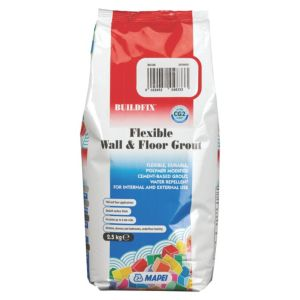 View Mapei Flexible Beige Wall & Floor Grout (W)2.5kg details
